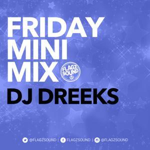 FridayMiniMix-Episode 40-DjDreeks-OldSchoolHipHop