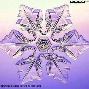 """Basskalender 16/20 - AlphaMob """"Alpha Mob's 666mas DJ Mix"""" (Live At Nite Of The Trill / Golem Krypta)"""