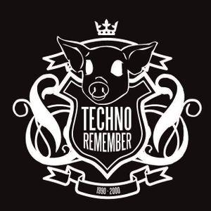 Merlino for TECHNO REMEMBER 20.11.2016