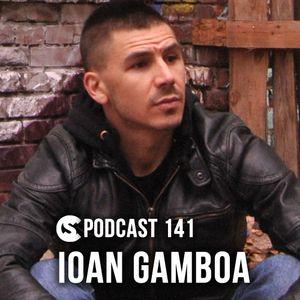 CS Podcast 141 - Ioan Gamboa