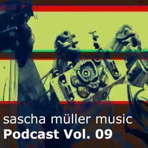 sascha müller music Podcast Vol. 09
