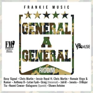 General A General Riddim (Busy Signal, Chris Martin, Romain Virgo +++)