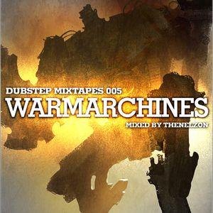 dubstep mixtapes #005 - warmachines