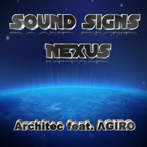 Sound Signs Nexus  Architec Feat Λgiro By Architec. Chrysler Building Lobby Murals. Blue Signs. Garden Shed Murals. Flash Logo. Cobweb Stickers. Drop Banners. Book Promotion Banners. Era Logo