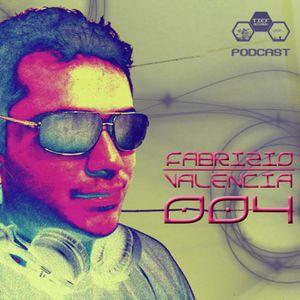 Tief Records Podcast 004 - Fabrizio Valencia