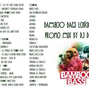 Bamboo Bass London Promo Mix