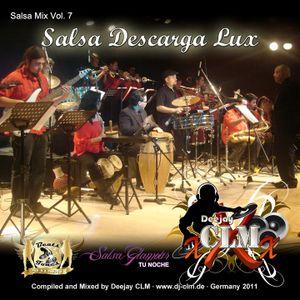 Salsa Descarga Lux Mix Vol. 7