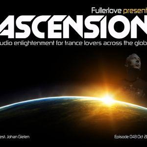 Ascension with Fullerlove Episode 043 Oct 2011 Ft Johan Gielen