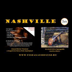 Nashville 2017.01.17-i adása. Vendég:  Molnár Tímea.