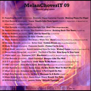 SeeWhy MelanChoverlY09
