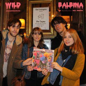 The Vinyl Dungeon 9.December.2014 - Wild Balbina