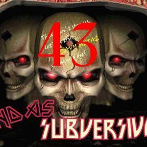 Ondas Subversivas - Programa 43 - Temporada 2
