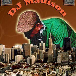 Dj Madison FridayMorning Funk Mix