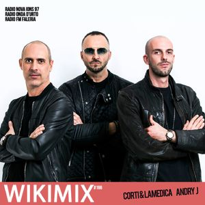 [Andre1blog] Wiki Mix #166 // CORTI&LAMEDICA & ANDRY J