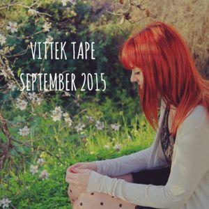 Vittek Mixtape - September 2015