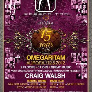 Tribute to Omegaritam 15 years by Zorro