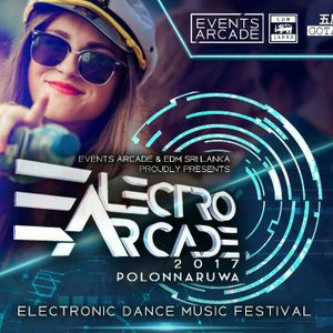 BAS3CR4FT at Electro Arcade 2017