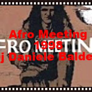 Afro Meeting Dj Daniele Baldelli 1998