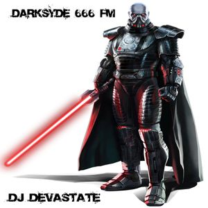 DEVASTATE DRUM&BASS Live DARKSYDE RADIO 22nd September 2012