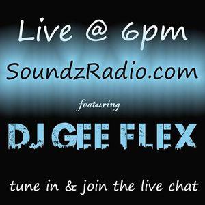 WORK WEEK TURN UP- DJ Gee-Flex 23.1