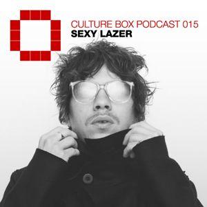 Culture Box Podcast 015 - Sexy Lazer