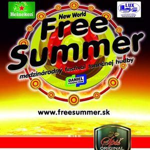 David Justian - Free Summer Promo Mix 20121