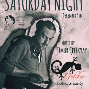 Live from GEKKO it's Saturday Night