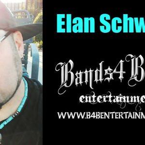 MUSIC BUZZ LIVE: 02/17/16 ~ ELAN SCHWARTZ (Bands4Bands)