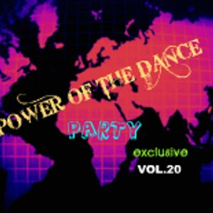 POWER OF THE DANCE EXCLUSIVE PARTY VOL.20