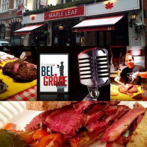 'Live To Eat' - BelgradeLife Radio | Montreal Pastrami