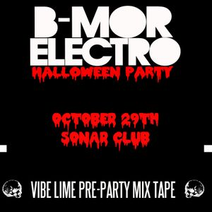 VIBE LIME Pre Party Mixtape