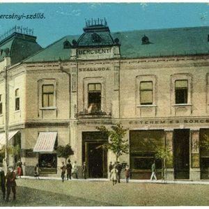"""""""Втрачений Ужгород"""" з Тетяною ЛІтераті - Grand Hotel Berčéni"""