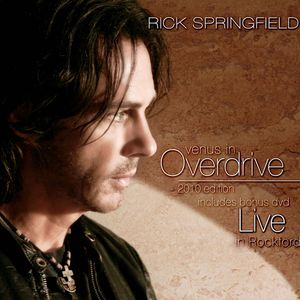 #691 The Backbeat Experience - Interview with Rick Springfield Musician, Singer and Actor