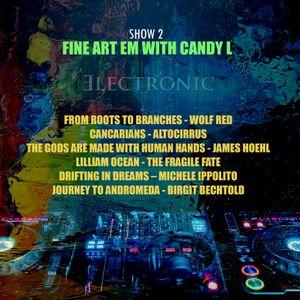 Fine Art EM Show 2 Mixed For Modul303 Radio