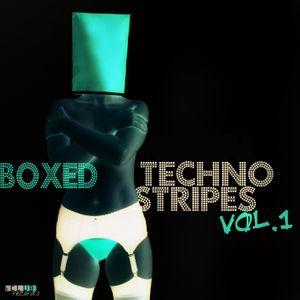 4CR025 Boxed Techno Stripes Vol. 1 - Ronan Dec [countinous mix]