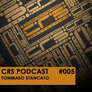 CRS Podcast #005 - Tommaso Stancato