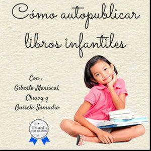 Cómo autopublicar libros para niños
