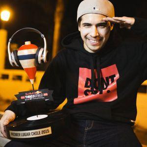 DJ Byte - Chile - National Final 2015
