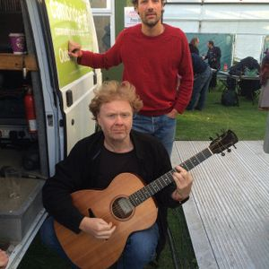 Show 100 - Live at Cambridge Folk Festival, Part 1, Robin Gillan and Tim Mellor in session (30/7/15)