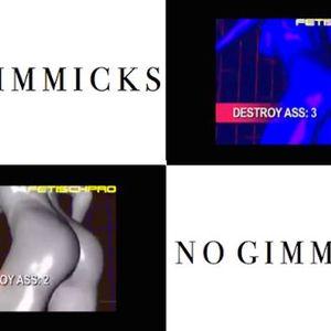 NO GIMMICKS 4.22.15 (SANZO,JENNIFER SIMONE, OLU KARA, VOIDSTAR, JEAN COLTRANE)