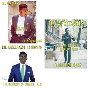 The Ghana Kings Of Comedy Talk