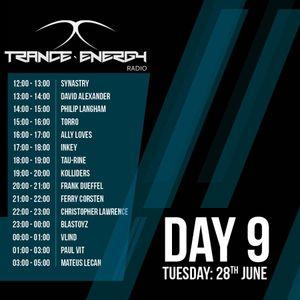 Vlind @ Trance-Energy Radio 3rd Anniversary