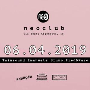 2018.04.06 #Chapeu at Neo Club