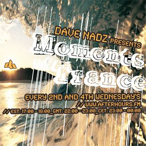 DAVE NADZ – MOMENTS OF TRANCE 146 (22-05-2013)