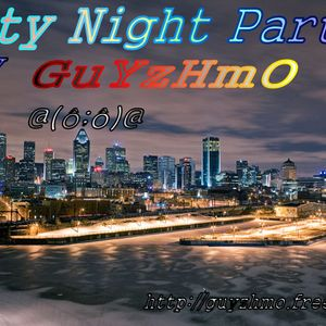 City Night Party @(ô;ô)@