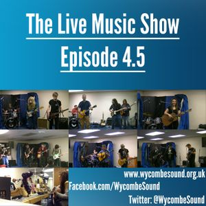 The Live Music Show Episode 4.5