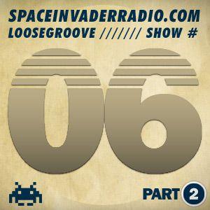 Loosegroove on SpaceInvaderRadio: The Purple Mix