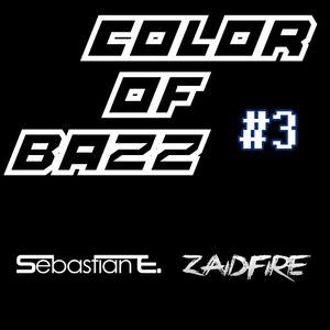 Sebastian E. - Colour of BaZz #3 Top Of The Year 2013 Mix