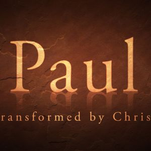 Paul-Transformed by Christ:  Kicking Against the Goads (Acts 7:51-8:4, 26:12-15)