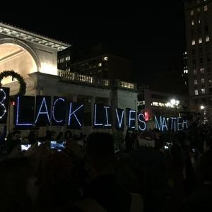 Black Lives Matter - Standing in Solidarity with Ferguson Protestors